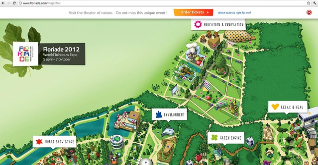 Floriade 2012 - Venlo,  the netherlands