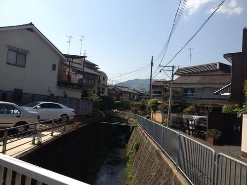 Rumbo a Arashimaya, Kyoto