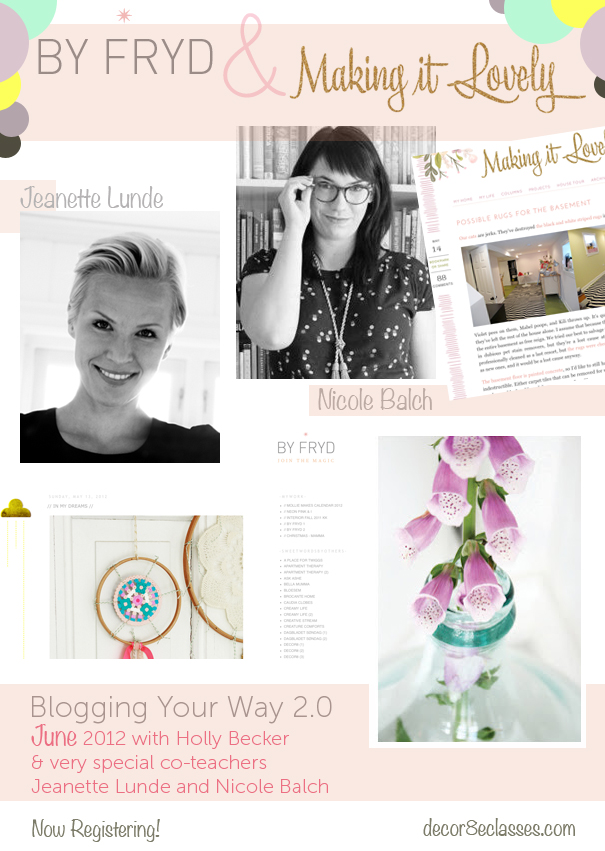Blogging Your Way 2.0