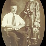Paul Elsworth Gordon (1898-1965) and Mabel Mary Fording (1902-1935)