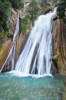 Kempty Waterfalls (Lower Portion) - Mussoorie - India