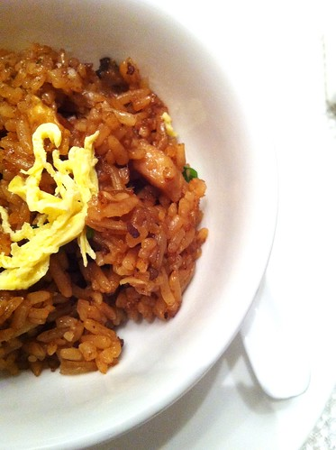 glutinous fried rice