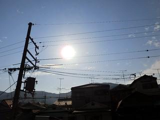 2012/05/21 Japan Kyoto 金環日食