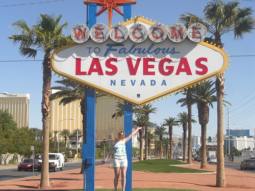 Welcome to Vegas by Jenny Lowthrop