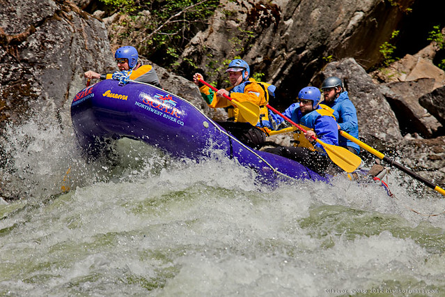 selway river whitewater