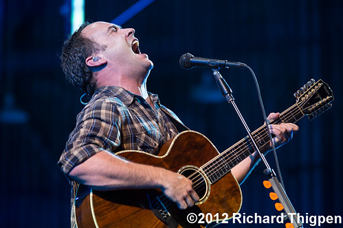 Dave Matthews Band - 05-23-12 - Verizon Wireless Amphitheatre, Charlotte, NC