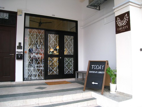 Liberty Coffee at Rangoon Road