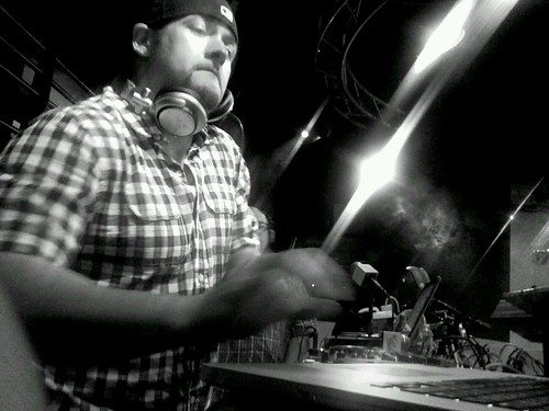 dj chris styles at ibiza... by tobyknapp