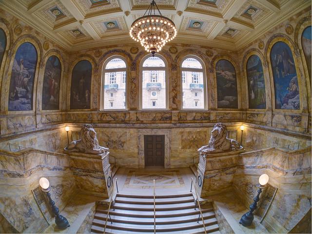 BPL Staircase