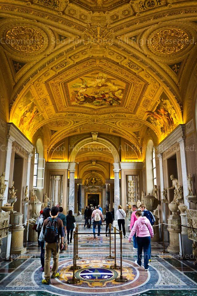 Vatican Museum @ Rome, Italy