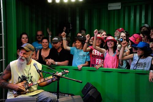 Pinkpop 2012 mashup foto - POWER!