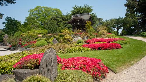 сады британии