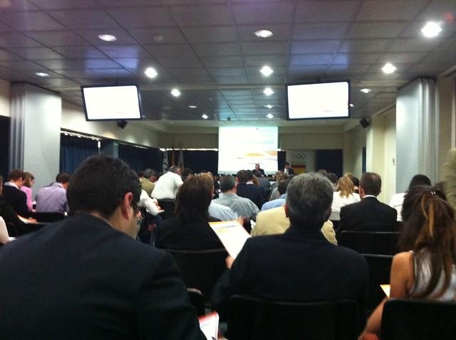 Seminario de actualización sobre dopaje en el Comité Olímpico Español