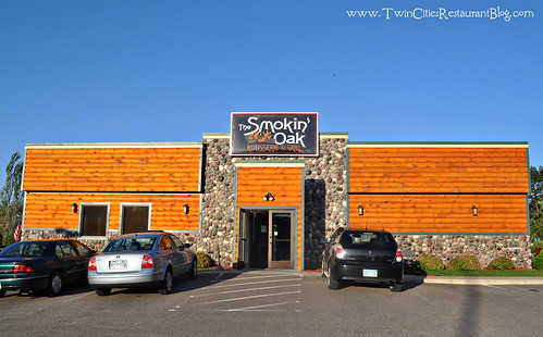 The Smokin' Oak Rotisserie & Grill ~ Red Wing, MN