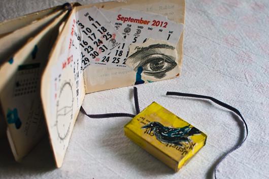 sketchbook project stranger art May 2012_4