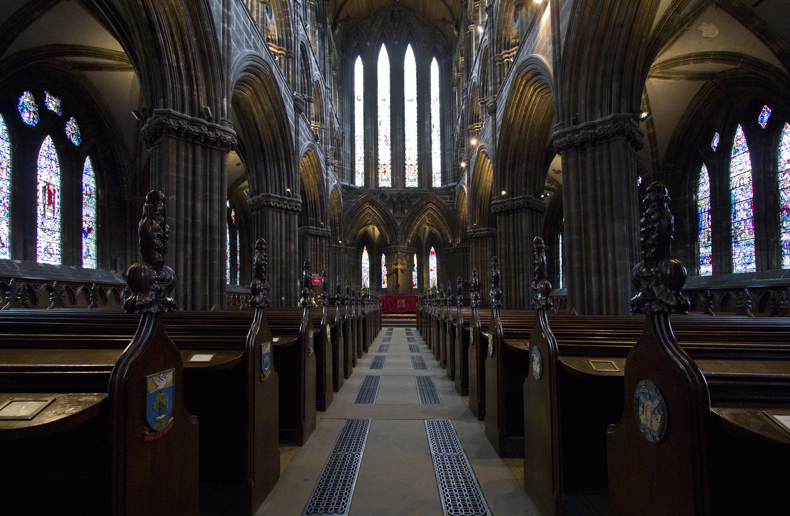 Glasgow Cathedral Quire