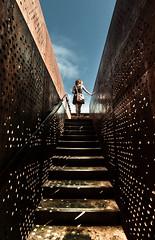 longueur focale escalier