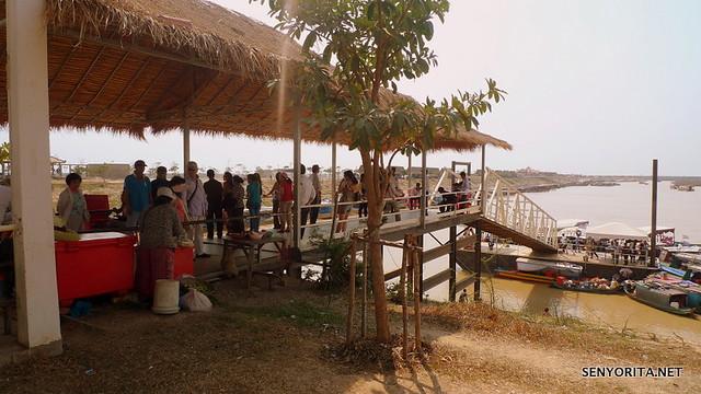 Tonle Sap Tour in Siem Reap, Cambodia