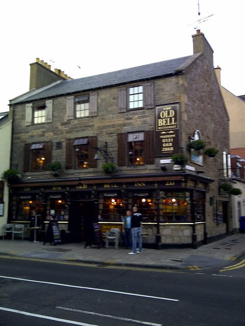 Old Bell Pub, Edinburgh