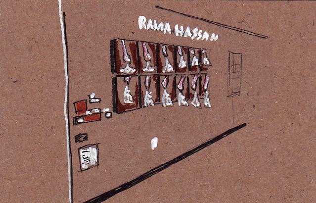 Rania Hassan sketch