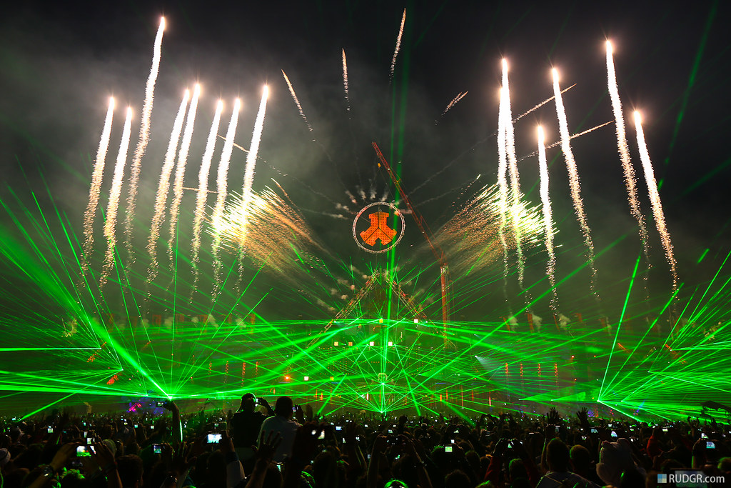 Defqon.1 Saturday Q-Dance End Show
