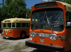 MTHA Bus Museum Day