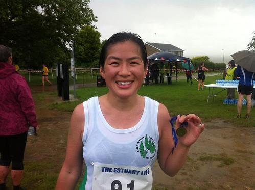 Round the Island half marathon by ultraBobban