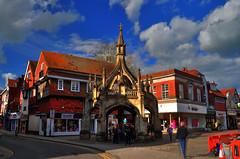 Salisbury Market HDR