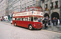 Mac Tours, Edinburgh.