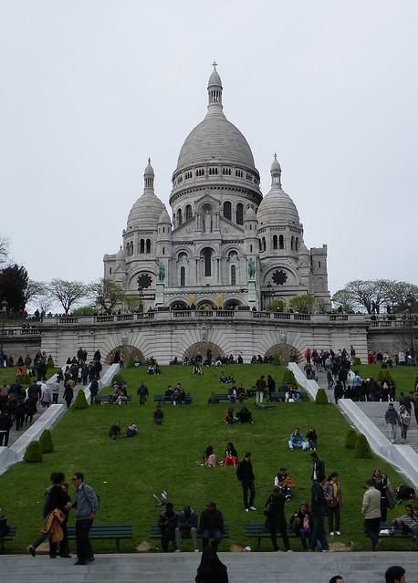 Basílica de Sacré-Coeur