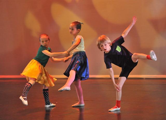 Chance to Dance Performance  - Jam Tomorrow May 2012