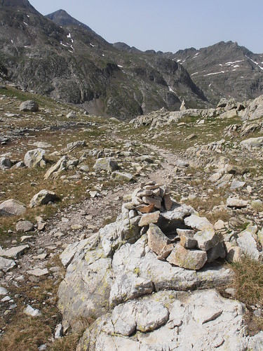 LAC DE REMOULIS - COL PEYRE ST MARTIN 143