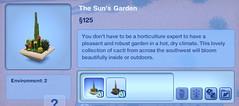 The Sun's Garden