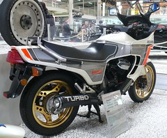 Honda CX 500 Turbo 1981 hr