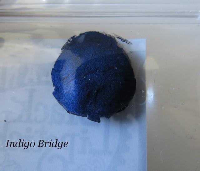 Portland Black Lipstick Company Indigo Bridge