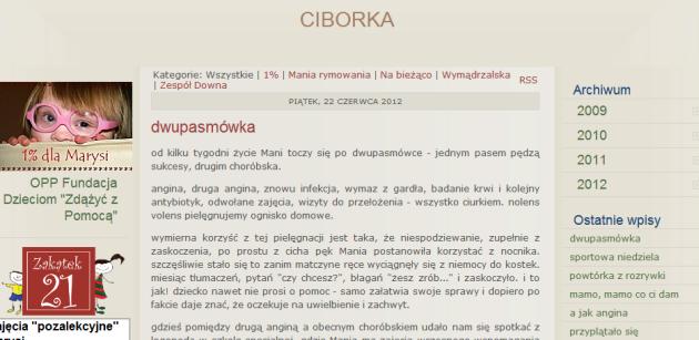 ciborka