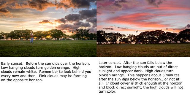 Ala Moana Sunsets