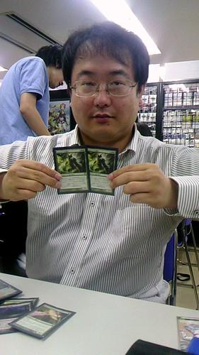 LMC Chiba Ekimae 422nd Champion : Masuno Ryosuke