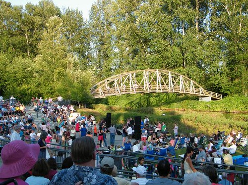 Bothell Music in the Park Concert Series | Weekly Live Performances: Soul, Funk, Classic Rock & More