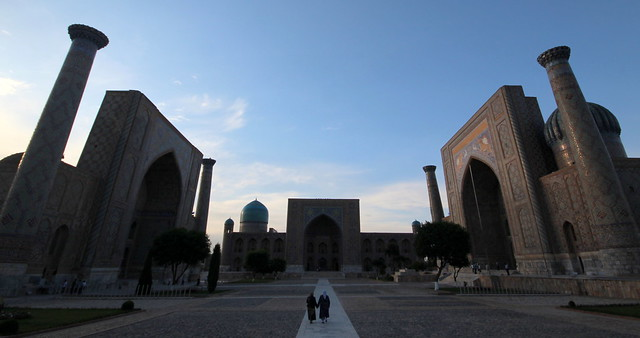 Central Central Asia