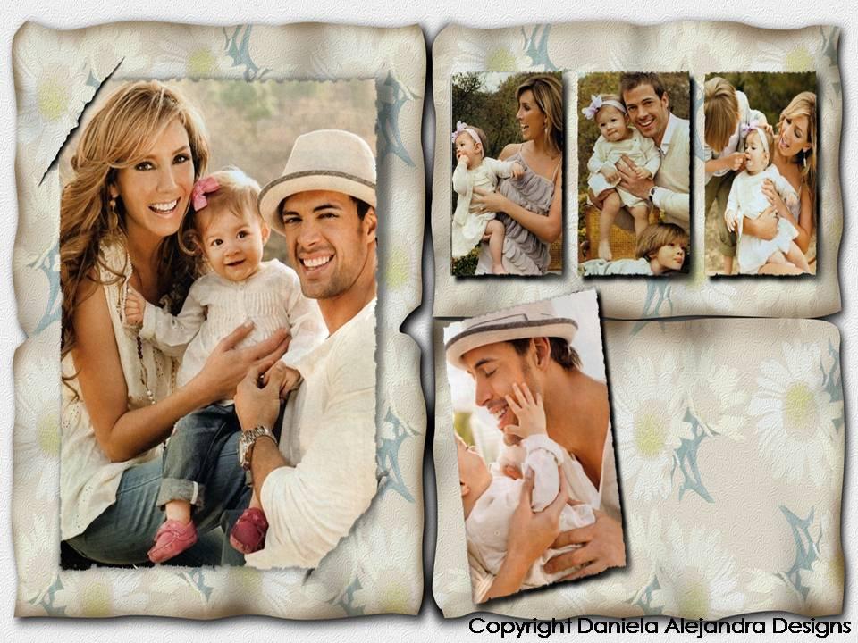 Fotomontajes para 5 fotos - Imagui