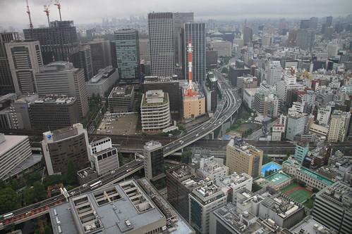 mood TOKYO from Mandarin Oriental Tokyo Premier Grand Room