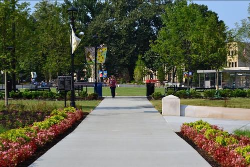 Cincinnati's Washington Park (courtesy of 3CDC)