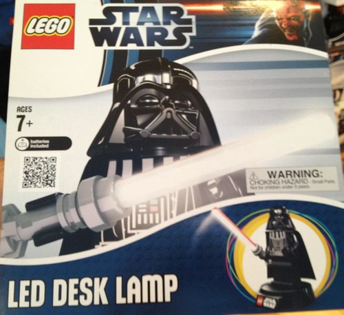 Darth Vader Desk Lamp