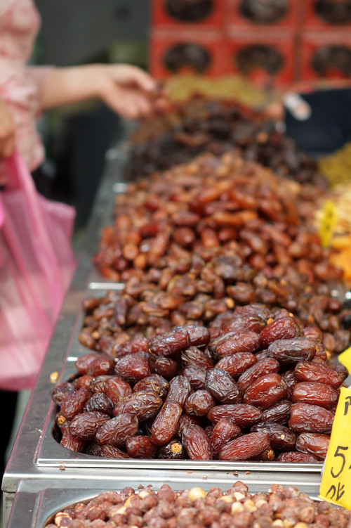 jumbo dates in Jerusalem