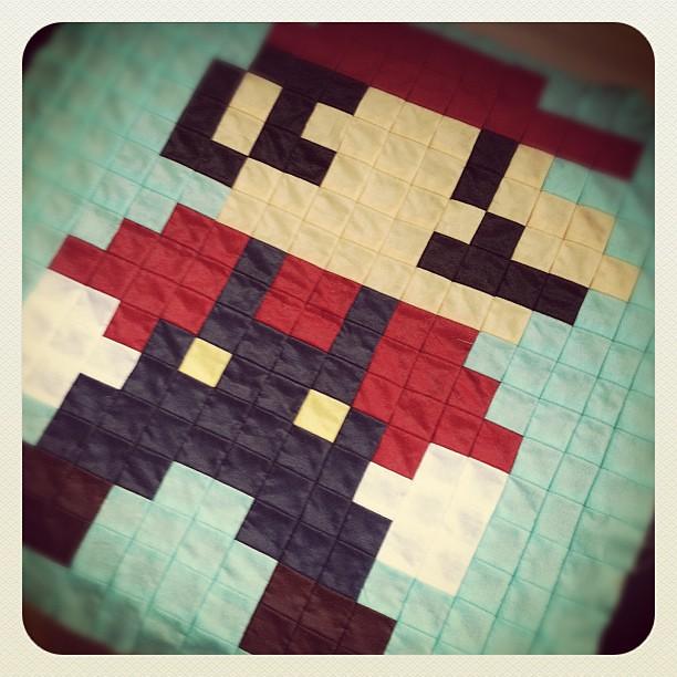 Mario sneak peak