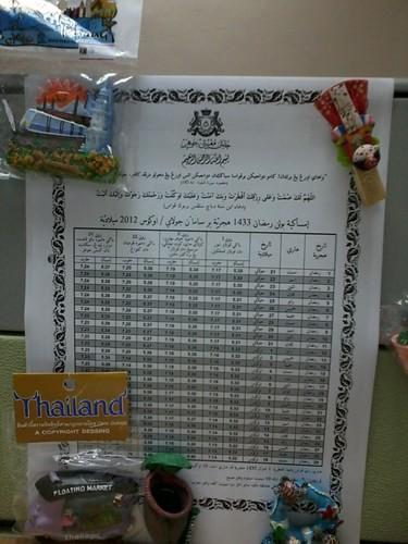 Ramdhan al-mubarak by zufik_ita