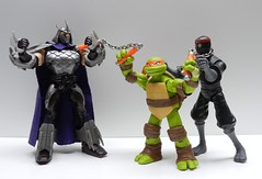 TMNT Shredder Review