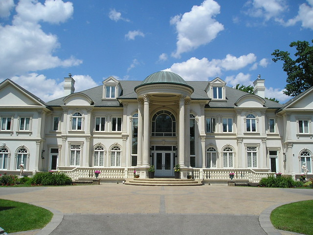Mississauga Mansion Doulton Place