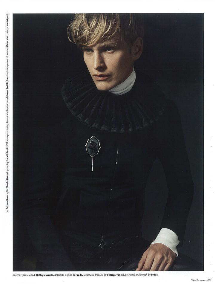Gerhard Freidl0312_VIKTOR Magazine_Ph Adriano Russo(Wiener Models)